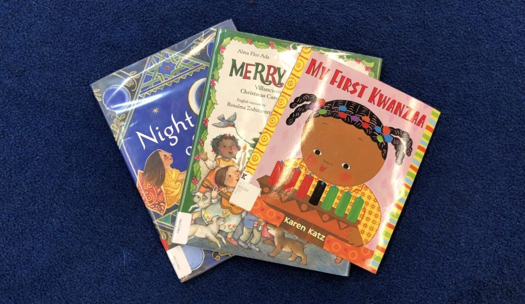 Books About Christmas Hanukkah Or Kwanza
