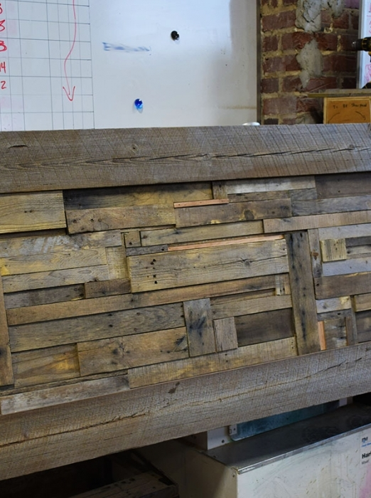 Eco Relics Architectural Salvage Discount Building Materials | Reclaimed Wood Stairs For Sale | Stair Railing | Wooden | Staircase Makeover | Handrail | Van Gieson