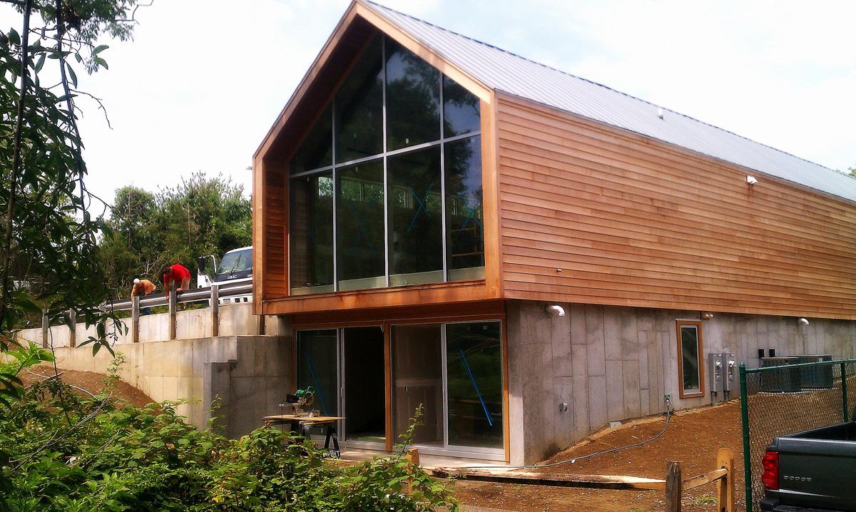 Best Kitchen Gallery: Sylvan Haus Ecosteel Prefab Homes Green Building Steel of Green Building Home Designs  on rachelxblog.com