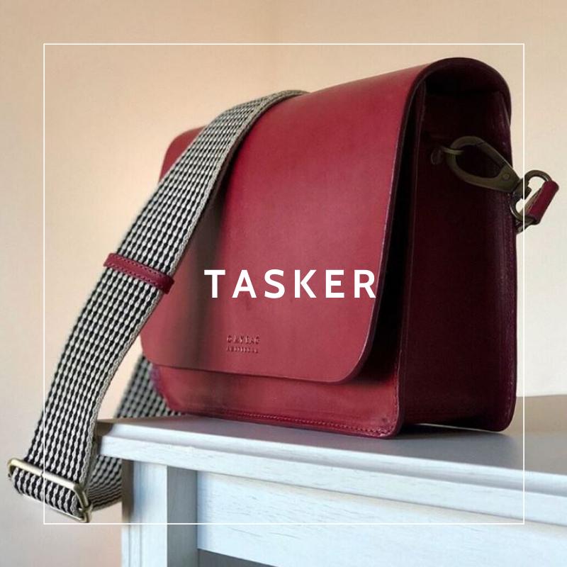 tasker o my bag
