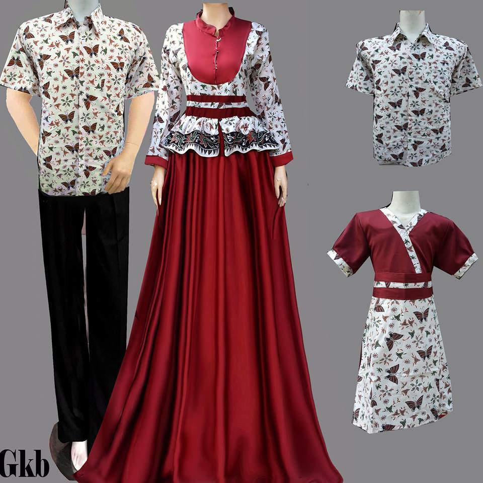 Image Result For Download Model Baju Gamis Couple