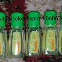 Zwitsal natural minyak telon mini 13ml promo