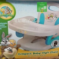 LOONEY TUNES High Chair   Kursi Makan Bayi T3010