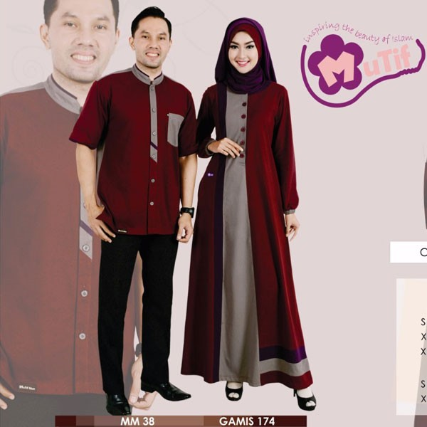 New Gamis Mutif Model  Original Branded Gamis Santai Formal