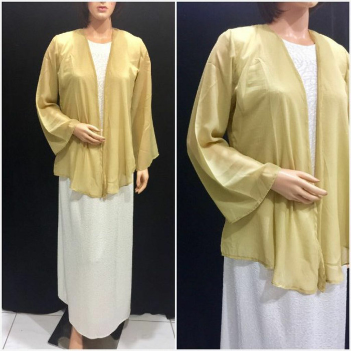 Gamis Modern Dress Plus Outer