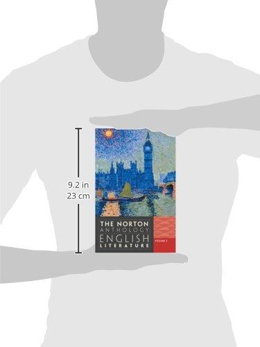 Norton Anthology English Literature Ninth Edition