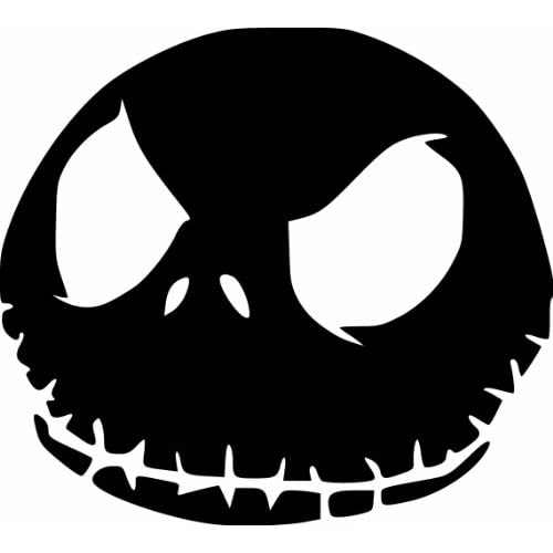 Amazon.com: Jack Skellington Angry Face