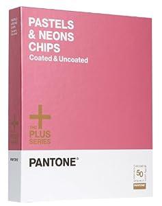Amazon.com: Pantone GB1404 Pastel/Neons Chip Book: Home ...