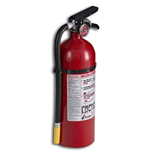 Where can you recharge a fire extinguisher – Security sistems