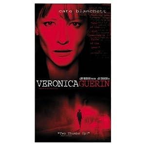 Amazon Com Veronica Guerin Vhs Cate Blanchett Colin
