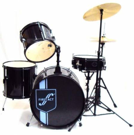 Lowest price First Act Full Size Drum Set MD6010 on Sale   Drum Sets First Act Full Size Drum Set MD6010