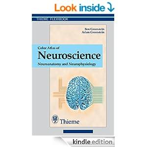 Color Atlas of Neuroscience: Neuroanatomy and ...