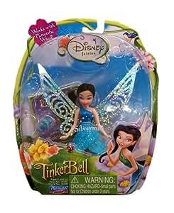 Amazon.com: Disney Fairies Pixie Hollow: Silvermist 3.5 ...