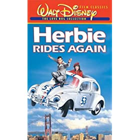 herbie rides again opening dvd - 280×280