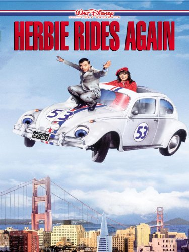 Amazon.com: Herbie Rides Again: Helen Hayes, Ken Berry ...