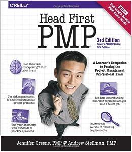 Amazon.com: Head First PMP (9781449364915): Jennifer ...