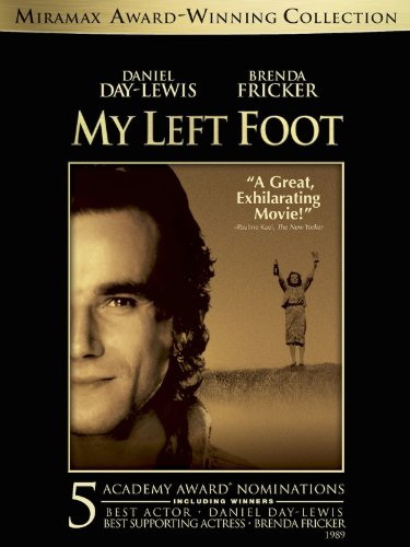 Amazon Com My Left Foot Daniel Day Lewis Brenda Fricker