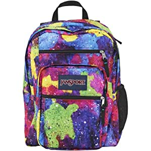 Amazon.com: Jansport Big Student Multi Colored Rainbow ...