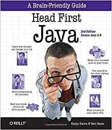 Head First Java, 2nd Edition: Kathy Sierra, Bert Bates ...