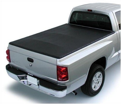 #! Tekstyle Snap-on Soft Truck Bed Tonneau Cover- 04-12 ...