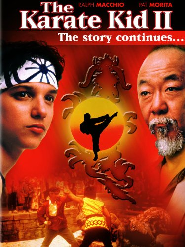 Amazon Com The Karate Kid Part Ii Ralph Macchio