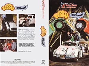 Amazon.com: Herbie Rides Again [VHS]: Helen Hayes, Ken ...