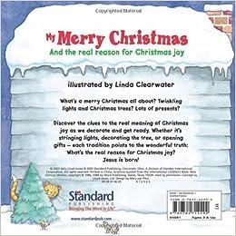 My Merry Christmas: And the Real Reason for Christmas Joy ...