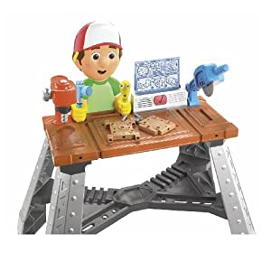 Up To 75 Off Fisher Price Handy Manny Toys From 4 99