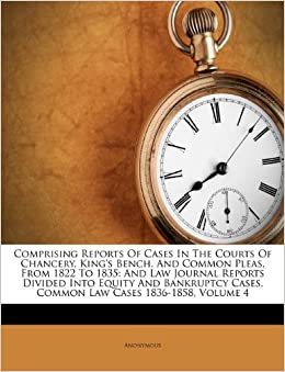 Comprising Reports Of Cases In The Courts Of Chancery