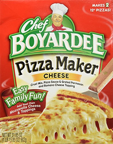Chef Boyardee Deep Dish Pizza