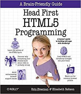 Head First HTML5 Programming: Building Web Apps with ...