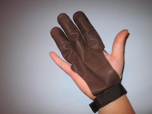 Finger Glove Archery