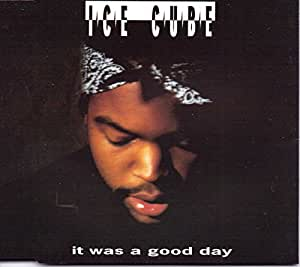 Ice Cube - It Was A Good Day CD UK 4th And Broadway 1992 ...