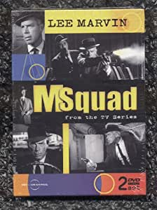Amazon.com: M Squad: from the TV Series: Lee Marvin ...