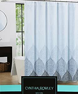 Amazon Com Cynthia Rowley Luxury Cotton Blend Shower