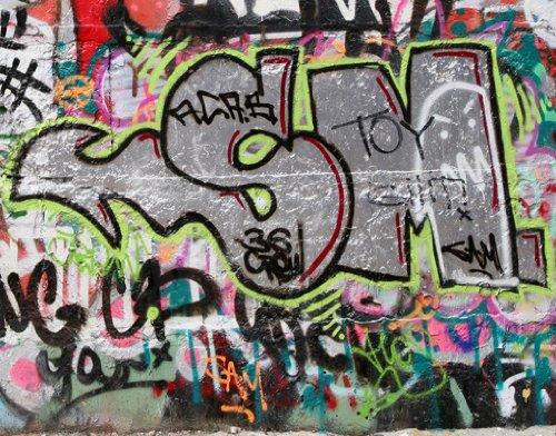 Cool Graffiti Art Paper