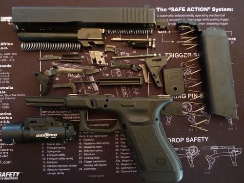 Amazon Com Glock Bench Mat Gunsmithing Tools And