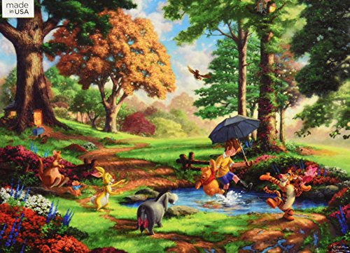 Jigsaw Puzzle Winnie Pooh
