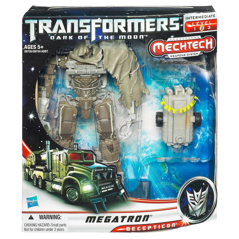 Transformers MechTech Voyager - Megatron: Transformers ...
