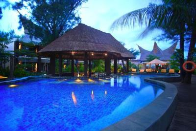 Aston Sunset Beach Resort, Lombok - Compare Deals