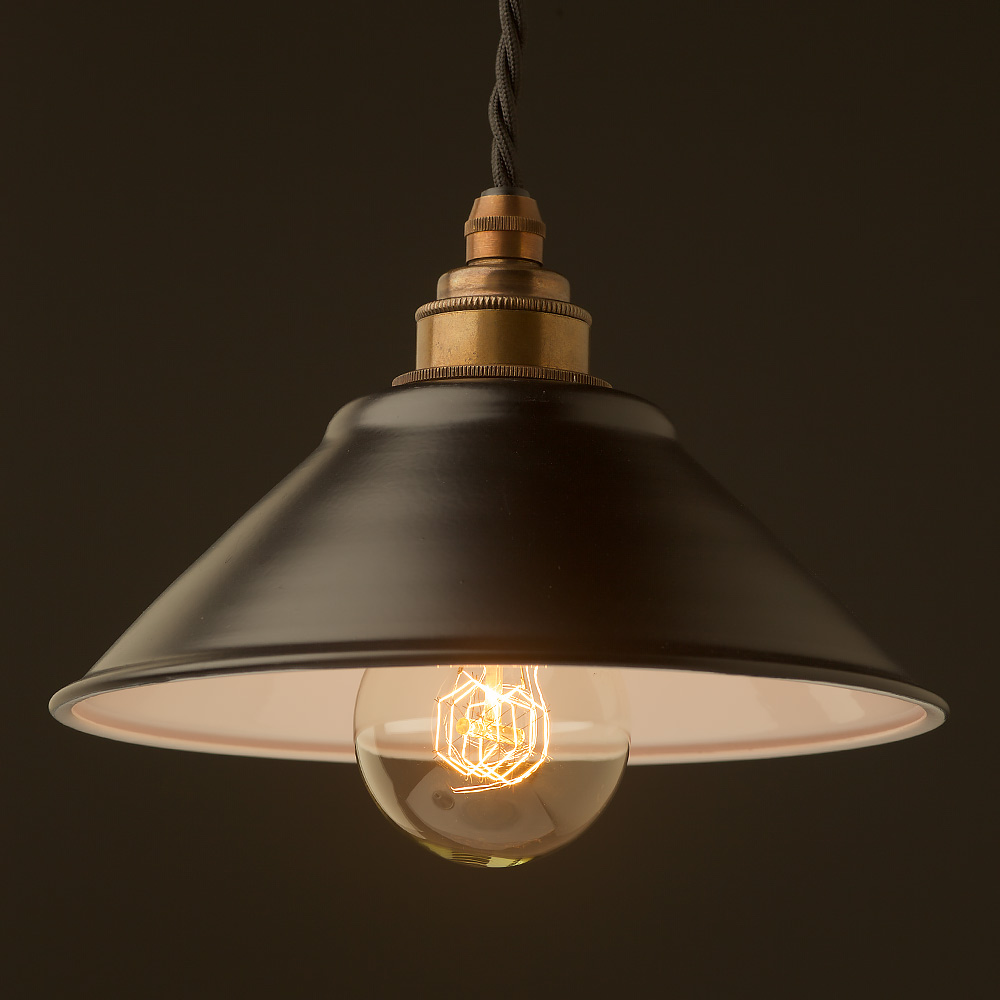 Flat Pendant Light