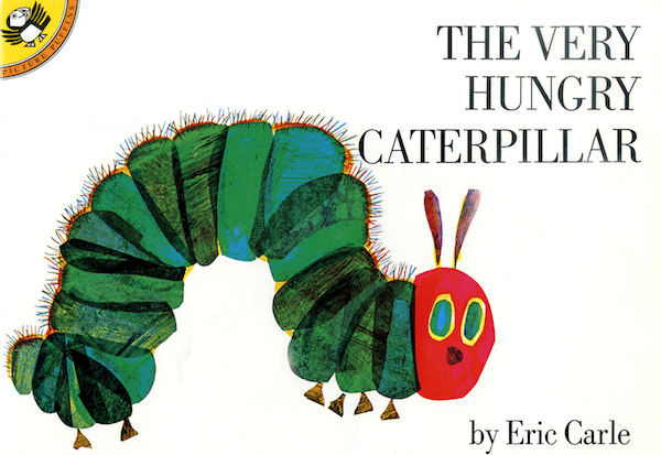 Very Caterpillar Hungry Cover