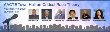 Ed Prep Matters | AACTE Blog Education Leaders Address EPPs' Role In  Advancing Critical Race Theory - Ed Prep Matters | AACTE Blog