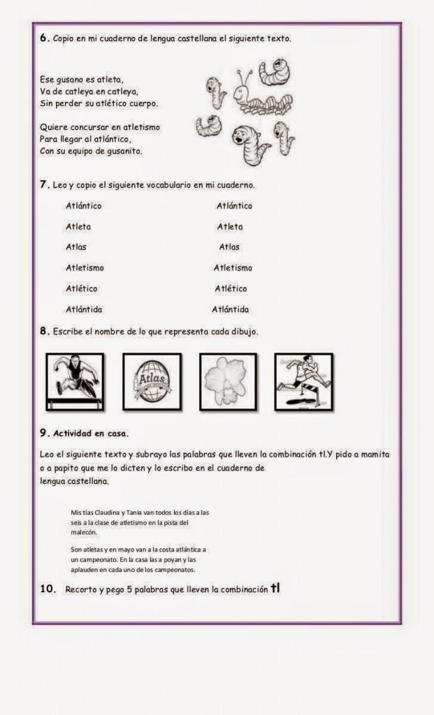 Objetos X Que Empiecen Letra La Con