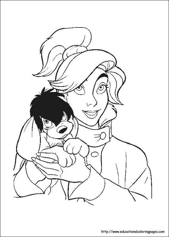 Anastasia coloring pages educational fun kids coloring, tinkerbell coloring pages