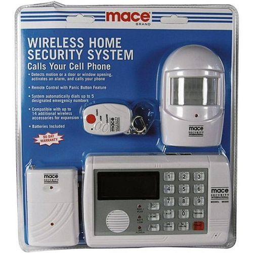 System Security Wireless Mace Home