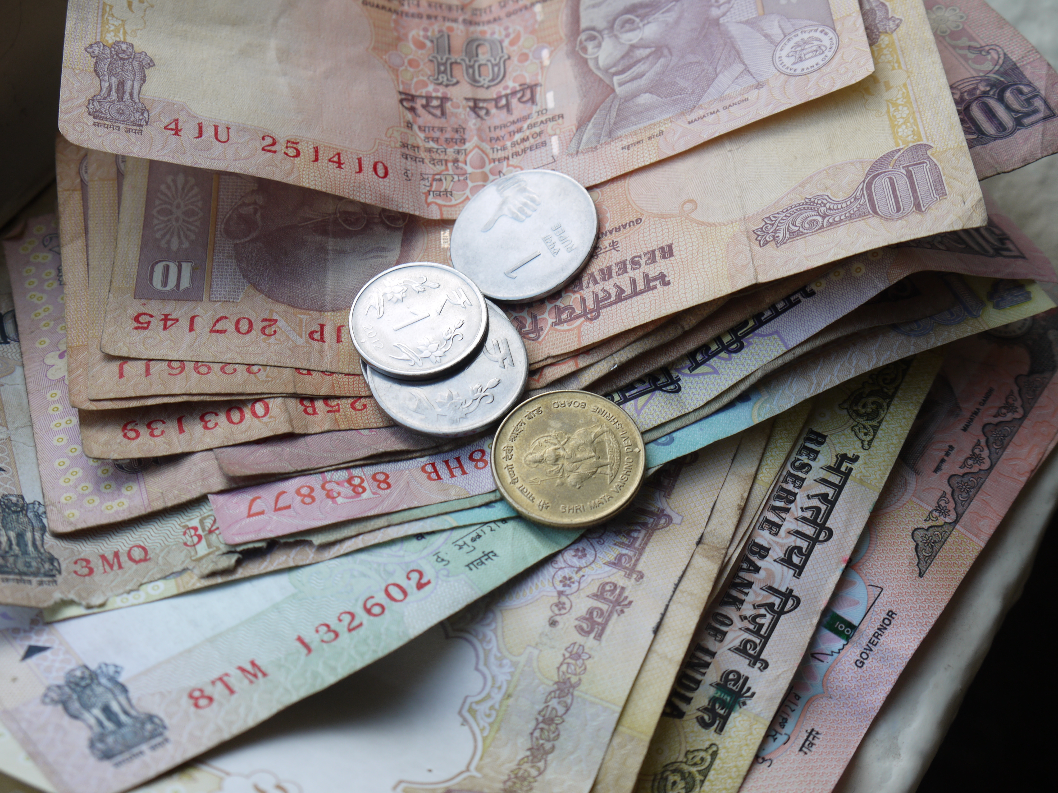 How to… Indian Money | The Egg in Asia