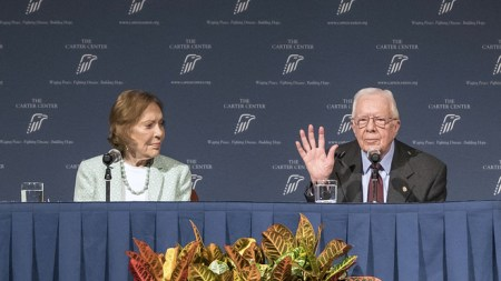 Jimmy Carter Says He Couldn't Have Managed Presidency At 80 - MarketWatch