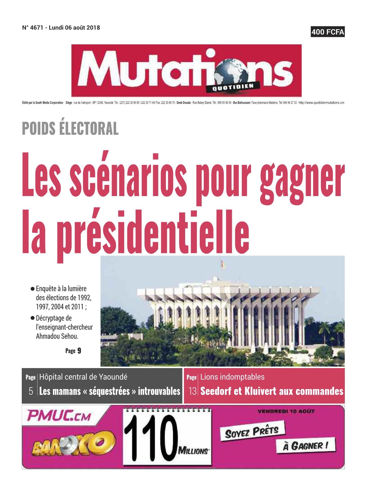 TÉLÉCHARGER JOURNAL GRATUIT PMUC GRATUITEMENT