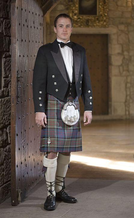 Prince Charlie Kilt Jacket